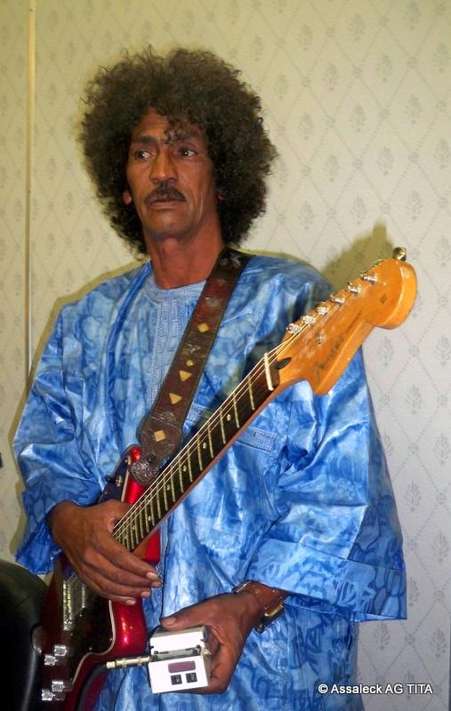 Ibrahim AG ALHABIB (Tinariwen)